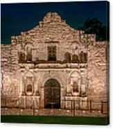 Alamo Dawn Canvas Print
