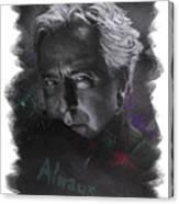Alan Rickman Canvas Print