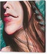 Alanis Morissette Canvas Print