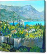 Alanya Turkey Canvas Print