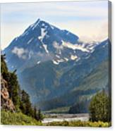 Alaska A Canvas Print