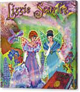Alaska Berry Fairies Book 2 Lizzie Scarlet Canvas Print
