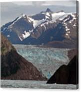 Alaska Blue Canvas Print
