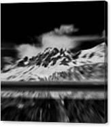 Alaska Cruise Canvas Print