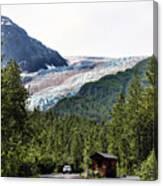 Alaska Glacier B Canvas Print