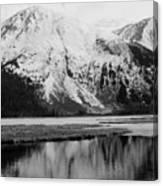 Alaska Reflection Canvas Print