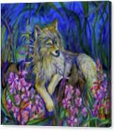 Alaska Stories. Part Three Canvas Print