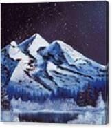 Alaskan Night Canvas Print