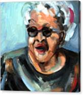Alberta Adams Canvas Print