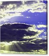 Albuquerque Sky Canvas Print