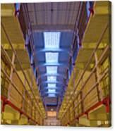 Alcatraz Federal Penitentiary Canvas Print