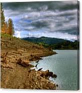 Alder Lake Canvas Print