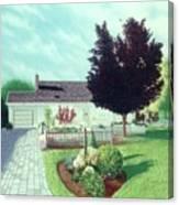 Aldershot Home Canvas Print