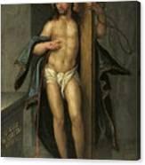 Alegoria De La Redencion De Cristo Canvas Print