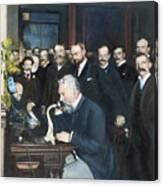 Alexander Graham Bell Canvas Print