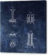 Alexander Graham Bell's Telephone Canvas Print