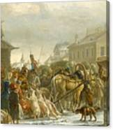 Alexander Osipovich Canvas Print