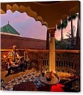 Alexander Tour Morocco 12 Canvas Print