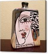 Alfajar Vase Canvas Print