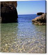 Algarve I Canvas Print