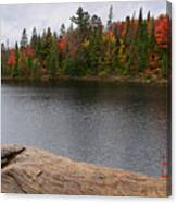 Algonquin Provincial Park Ontario Canvas Print