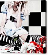 Alice2 Canvas Print