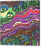 Alien Nation Canvas Print