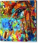 Aliens 4 Canvas Print