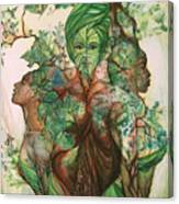 Living Tree Canvas Print