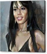 Aliya    Canvas Print