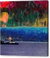 Alki Point Canvas Print
