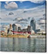 All American City 2 Canvas Print