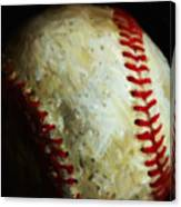 All American Pastime - Baseball - Painterly Canvas Print
