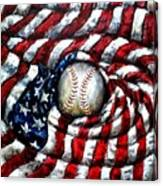 All American Canvas Print