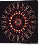 All Arrows Hit The Bullseye Canvas Print