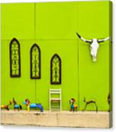 All Limed Up Canvas Print