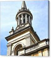 All Saints Church Oxford High Street Canvas Print