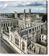 All Souls College - Oxford University Canvas Print