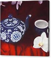 All The Tea In China Canvas Print