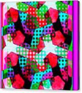 All Units... A Melon Disturbance In Sector 49 Canvas Print