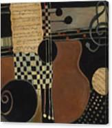Allegro Moderato Canvas Print
