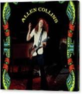 Allen Collins Winterland 5 Canvas Print