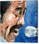 Allen Toussaint Canvas Print