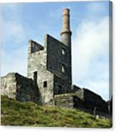 Allihies Copper Mine West Cork Canvas Print