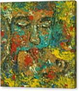 Allure Of Love Canvas Print