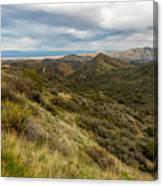 Alluring Landscape Of Arizona Canvas Print