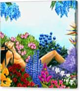 Alluring Scent Canvas Print