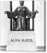 Alma Mater Canvas Print
