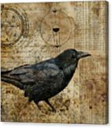 Almanac Canvas Print