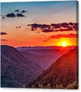 Almost Heaven - West Virginia Canvas Print